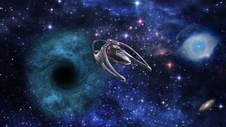 Black Hole Trek