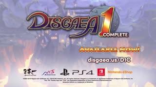 Disgaea 1 Complete - Accolades Trailer