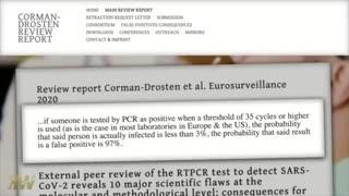 Covid19 PCR Test 97% false positive