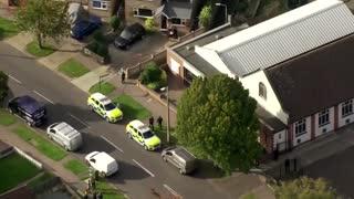 Murder of UK lawmaker declared a terrorist incident