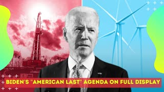 Biden's 'America Last' Energy Policy, Touts Nuclear Power