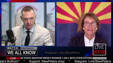 """Wendy Rogers UNPLUGGED! - AZ Audit """"ARREST THEM ALL"""" - What the 'Media' WON'T Tell You!"""