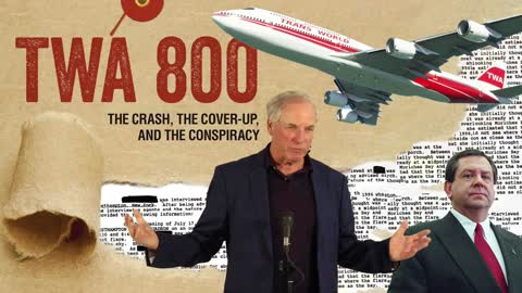 TWA 800 25 Years Later – Conspiracy Theory or Epic Government Conspiracy? with Author Jack Cashill