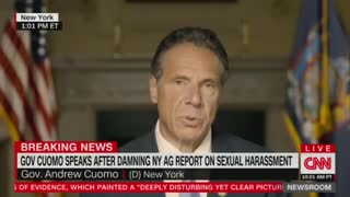 Gov. Cuomo Doubles Down in Response to Sexual Harassment Report..!!