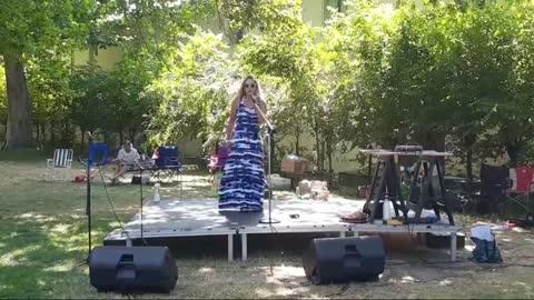 Darlene Ondi Live @ World Wide Rally - Penticton, BC Canada July 24, 2021