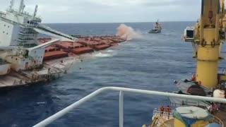 "Sinking of the Merchant Ship ""Stellar Banner"""
