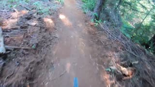 Mountain Biking in humbolt county California