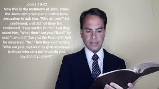 John the Baptist Believed - Bible Study