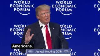 Donald Trump Speaks 2018