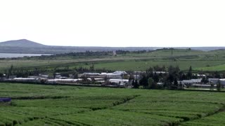 Syrian missile explodes near Israeli reactor