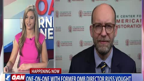 One-on-One with former OMB Director Russ Vought