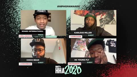 85 South host the BET Hip Hop Awards 2020
