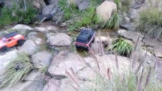 Traxxas TRX4 Ford Bronco Rock Crawler @ The Old Spahn Movie Ranch