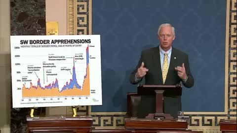 Senator Johnson Floor Speech on 8.4 (2/2)