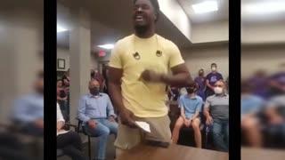 Black Father roasts School Board teaching Kids Critical race Theory