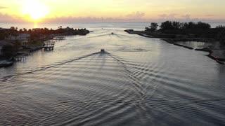 Early Morning over Jupiter Inlet