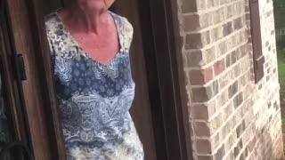 Innocent grandma