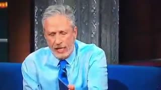 Jon Stewart STUNS Colbert With Rant On Wuhan Lab Leak