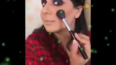 Easy beautiful makeup