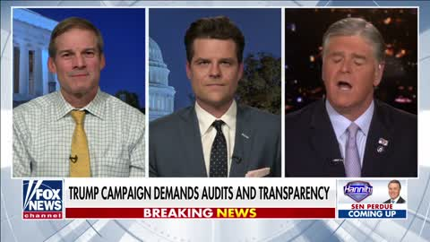 Why don't Democrats want to investigate potential election fraud?