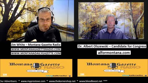 Dr. Al Olszewski - It's All About Control