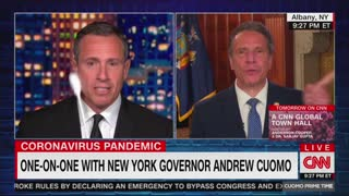 Chris Cuomo Jokes With His Brother Amid Nursing Home Scandal