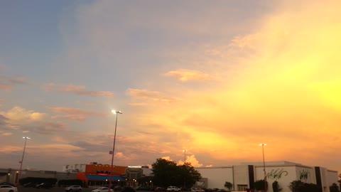 Strange Phenomena in Sky Caught
