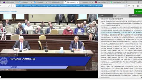 Testimony for sb298 from Sheriff of Cleburne County Chris Brown 1