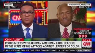 CNN ignores Dem presidential candidates