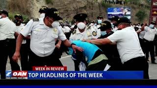 Top headlines for the week
