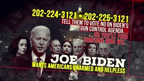 Idaho Pro-2A Ad Against Joe Biden