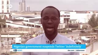 Nigeria's government suspends Twitter 'indefinitely' | DW News