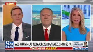 Mike Pompeo BLASTS China Over Wuhan Lab