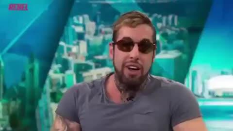 "Chris Sky speaks on the ""Vaccine Passport"""