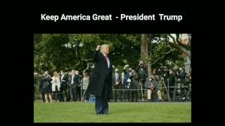 Keep America GREAT - President Trump 10-30-2020