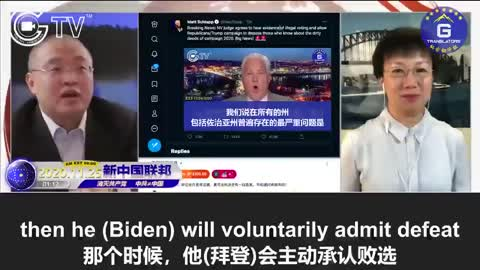 CCP Owns Joe. How Many Other Elite DemoNcrats Are On Their Speed Dial?