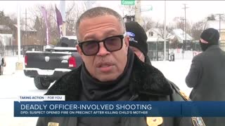 Detroit Police Shoot, Kill Murder Suspect Who Opened Fire On Police Station