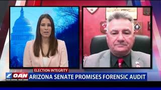 Forensic audit promised by Ariz. state Senate regarding election