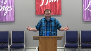 Sermon: Sunday Morning 8/8/2021