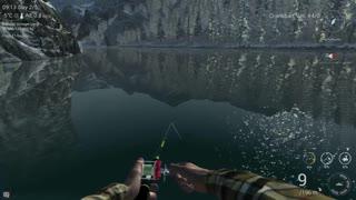 fishing planet alberta trout