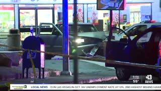 Henderson Police: Couple arrested after 5 shot, 1 dead
