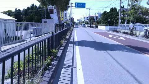 Bike ride in Ishigaki city