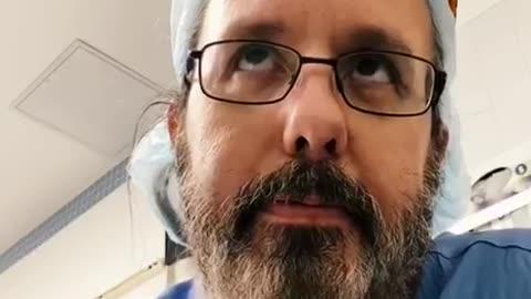 Nurse says Covid vaccine is poison