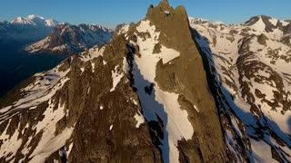 Mount Drone 4k