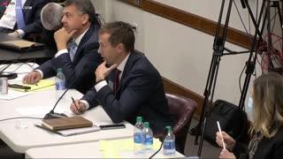 Hale Soucie's Testimony During Georgia Senate Hearing on Election Fraud