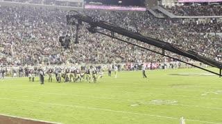 Notre Dame Wins it in OT- 4K