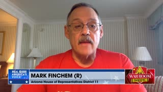 Finchem: The Report From The Senate Will Contain 'Incompetence' And 'Criminality'