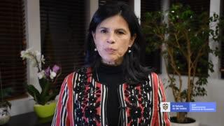 Directora de Planeación Nacional, Gloria Alonso