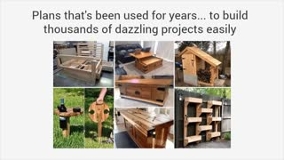 Teds Woodworking - Choose From Thousands Of Woodworking Plans And Projects