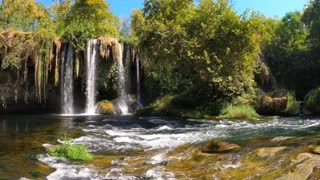 Amazing Nature | Drone | Waterfalls | Aerial View | No Copyright Videos !